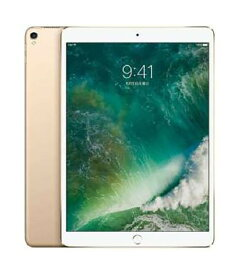 【中古】【安心保証】 iPadPro-10.5_1[WiFi256G] ゴールド