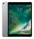 【マラソン中★最大36倍】【中古】【安心保証】 SoftBank iPadPro 2ー10.5[セルラー256G] グレイ