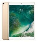 【中古】【安心保証】 docomo iPadPro-10.5_1[セルラー256G] ゴールド
