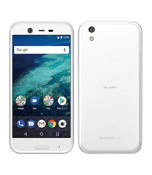 【中古】【安心保証】 Y!mobile AndroidOne_X1 ホワイト