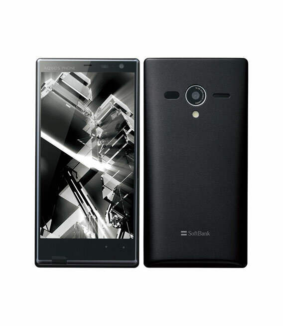 【中古】【安心保証】 SoftBank AQUOS PHONE Xx 203SH