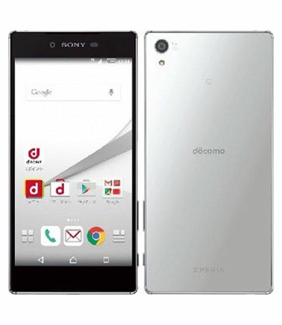 【期間限定!ポイント5倍!】【中古】 docomo Mobile Xperia Z5 Premium SO-03H