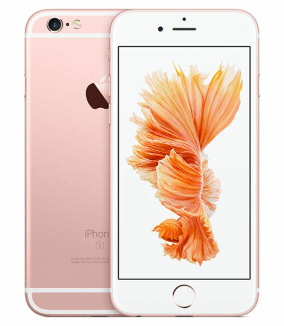 【中古】【安心保証】SoftBank iPhone6s[16G] ローズゴールド