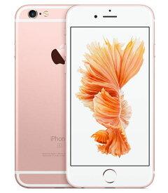 【9月20日限定企画!全品P10倍】【中古】【安心保証】SIMフリー iPhone6s[16G] ローズゴールド