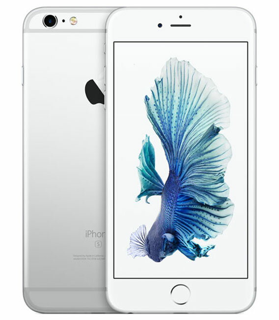 エントリーでP19倍以上!【中古】【安心保証】 SoftBank iPhone6sPlus[64G] シルバー
