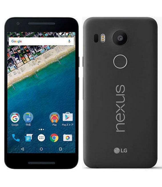 【中古】【安心保証】 Y!mobile Nexus5X 16GB