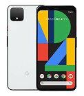 【中古】【安心保証】 SoftBank Pixel 4XL[64G] クリアリーホワイト