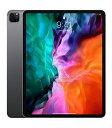 【中古】【安心保証】 au iPadPro 4-12.9[セルラー1T] スペースグレイ