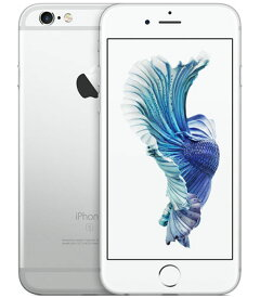 【中古】【安心保証】 SoftBank iPhone6s[128G] シルバー
