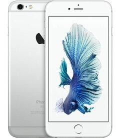 【19日20時-22日23時59分限定!全品ポイント10倍!!】au iPhone6sPlus 128GB シルバー SIMロック解除済【中古】【安心保証】
