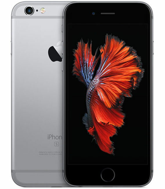 エントリーでP19倍以上!【中古】【安心保証】 SoftBank iPhone6s[128G] スペースグレイ