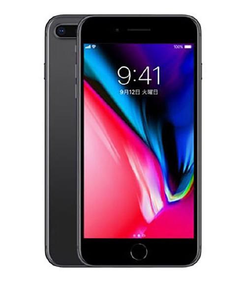 【中古】【安心保証】SoftBank iPhone8Plus[64G] スペースグレイ