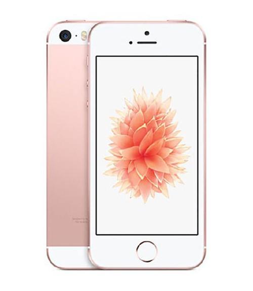 【中古】【安心保証】 SoftBank iPhoneSE[16GB] ローズゴールド