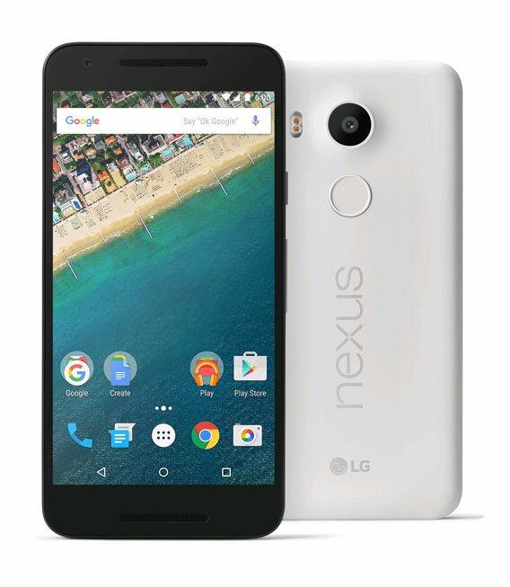 【中古】【安心保証】 SIMフリー Nexus5X 32GB