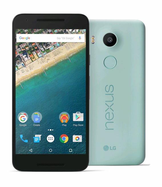 【中古】【安心保証】 SIMフリー Nexus5X 16GB