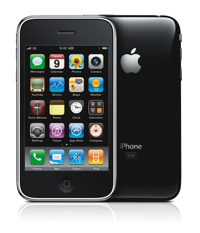 【中古】【安心保証】 SoftBank iPhone3GS[16GB] ブラック