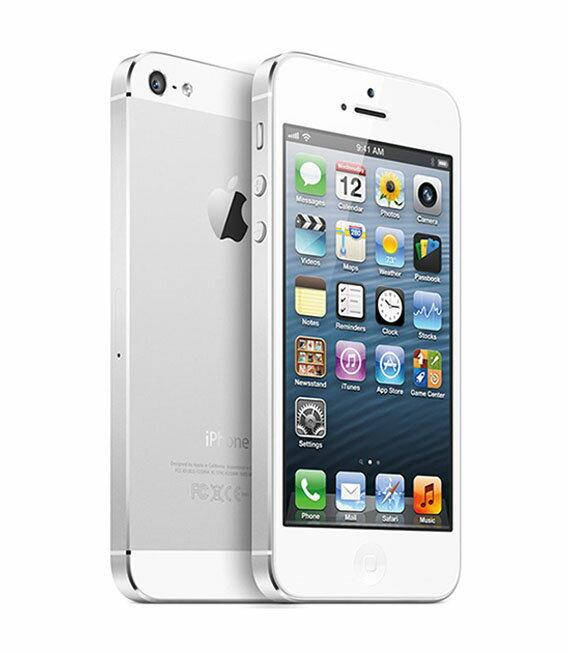エントリーでP19倍以上!【中古】【安心保証】 SoftBank iPhone5[32GB] ホワイト&シルバー