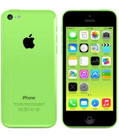 【中古】【安心保証】 docomo iPhone5c[32G] グリーン