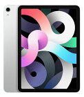 【中古】【安心保証】 iPadAirー10.9 4[WiFi64G] シルバー