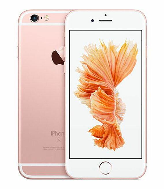 【中古】【安心保証】 docomo iPhone6s 64GB ローズゴールド SIMロック解除済