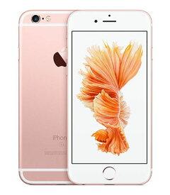 【中古】【安心保証】 docomo iPhone6s[128G] ローズゴールド SIMロック解除済