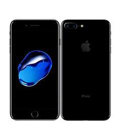 【中古】【安心保証】 docomo iPhone7Plus[128G] ジェットブラック SIMロック解除済