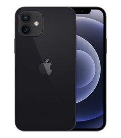 【中古】【安心保証】 docomo iPhone12[64G] ブラック
