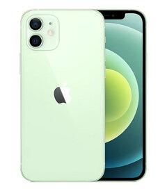 【中古】【安心保証】 docomo iPhone12[256G] グリーン