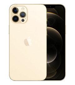 【中古】【安心保証】 docomo iPhone12ProMax[128G] ゴールド