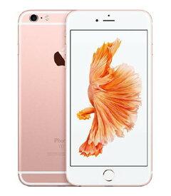 【19日20時-22日23時59分限定!全品ポイント10倍!!】au iPhone6sPlus[64G] ローズゴールド【中古】【安心保証】