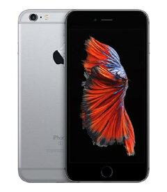 【19日20時-22日23時59分限定!全品ポイント10倍!!】au iPhone6sPlus[64G] スペースグレイ【中古】【安心保証】