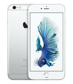 【19日20時-22日23時59分限定!全品ポイント10倍!!】au iPhone6sPlus[16G] シルバー【中古】【安心保証】