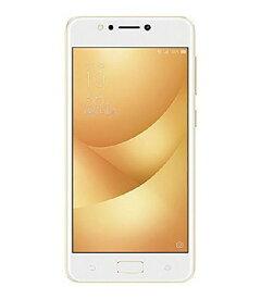 【中古】【安心保証】 SIMフリー ZenFone4Max[32G] ゴールド