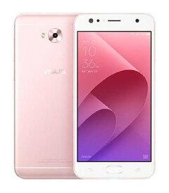 【中古】【安心保証】 SIMフリー ZenFone4Selfie[64G] ピンク