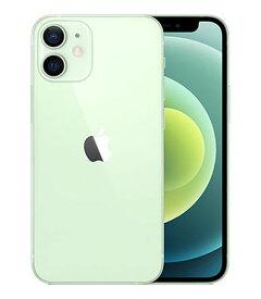 【中古】【安心保証】 SIMフリー iPhone12mini[64G] グリーン