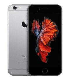 【9月20日限定企画!全品P10倍】【中古】【安心保証】SIMフリー iPhone6s[海外64G] スペースグレイ