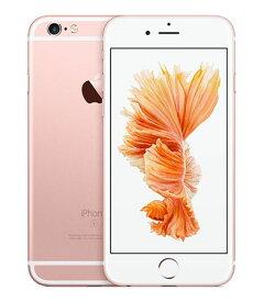 【9月20日限定企画!全品P10倍】【中古】【安心保証】SIMフリー iPhone6s[海外128G] ローズゴールド