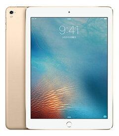 【9月20日限定企画!全品P10倍】【中古】【安心保証】docomo iPadPro 1ー9.7[セルラー32G] ゴールド