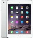 【中古】【安心保証】 docomo iPadmini3[WiFi+4G 64] シルバー