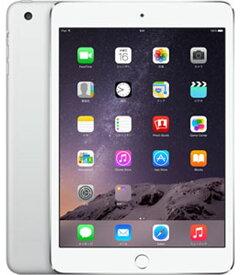 【9月20日限定企画!全品P10倍】【中古】【安心保証】docomo iPadmini3[WiFi+4G 64] シルバー