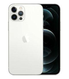 【中古】【安心保証】 au iPhone12Pro[256Gシム解] シルバー