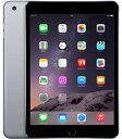 【中古】【安心保証】 iPadmini3[WiFi 64] グレイ