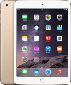 【中古】【安心保証】 iPadmini3[WiFi 128] ゴールド