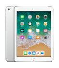 【中古】【安心保証】 au iPad-9.7_6[セルラー32G] シルバー