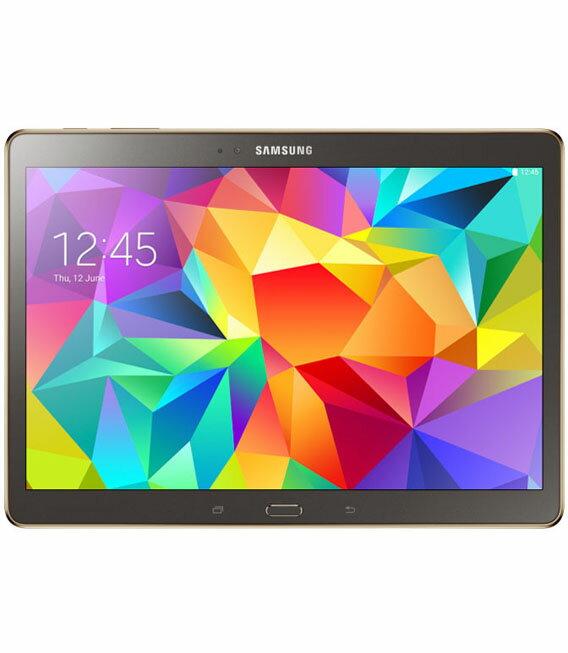 【中古】【安心保証】 GALAXY Tab S 10.5 Wi-Fiモデル SM-T800NTSEXJP
