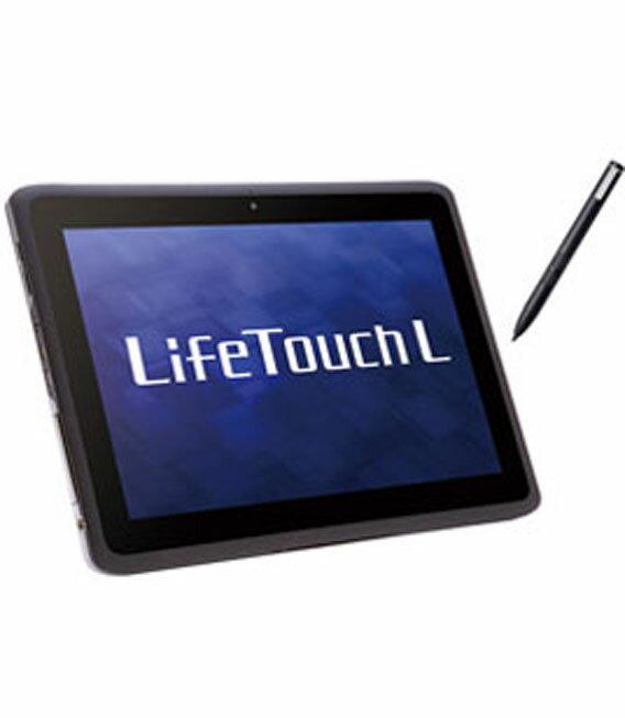 【中古】【安心保証】 LifeTouch L LTL XP4G D000-000035-003 ペン対応モデル