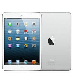 【中古】【安心保証】 iPadmini 7.9インチ 第1世代[16GB] セルラー au ホワイト&シルバー