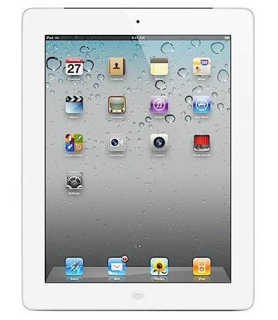 【中古】【安心保証】 iPad2[WiFi 64GB] ホワイト