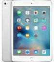 【中古】【安心保証】 iPadmini4[WiFi16G] シルバー