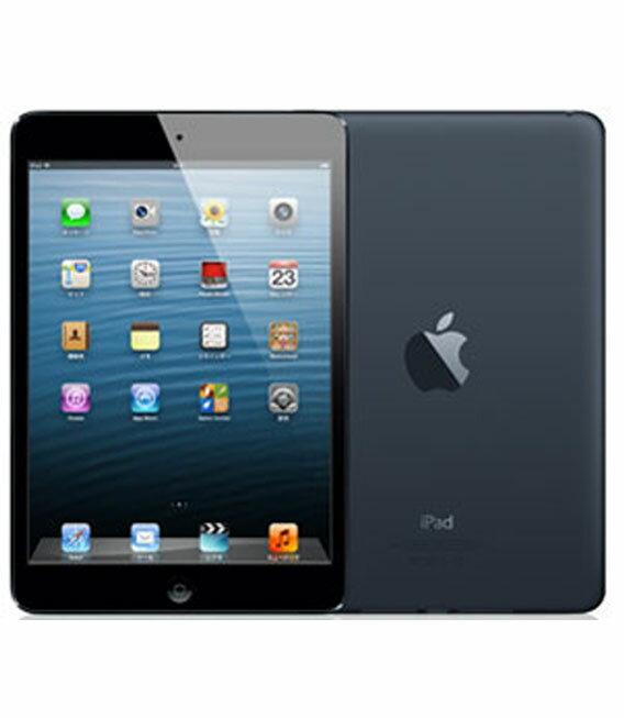 【中古】【安心保証】 iPadmini1[WiFi 16GB] ブラック